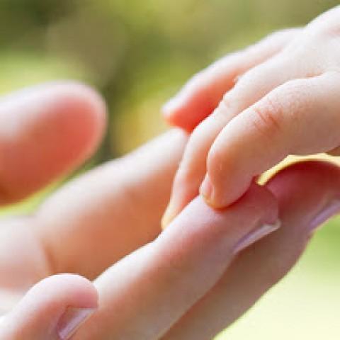 L'importance du toucher pour la santé humaine