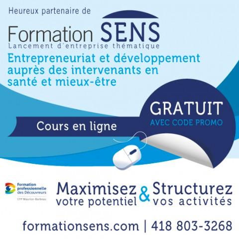 SENS - Formation professionnelle en lancement d'entreprise