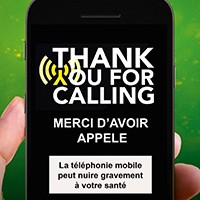 Diffusion du film ''Thank you for calling''
